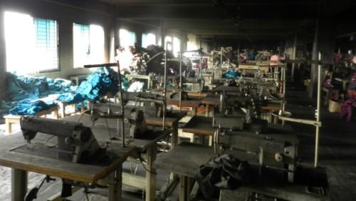 Atelier textile Bangladesh