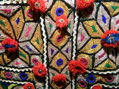 Broderies pakistanaises