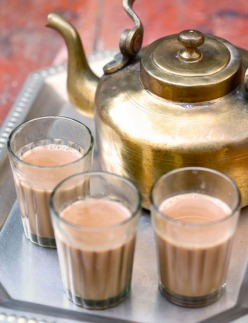 Thé pakistanais