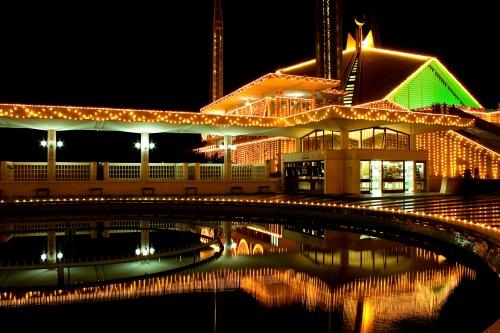 Islamabad Faisal Masjid