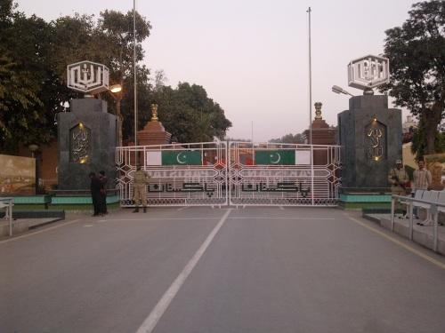 Wagha border