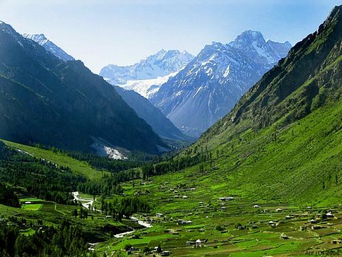 Vallée de Swat