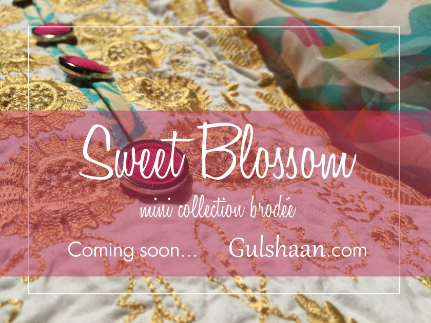 Sweet Blossom Gulshaan