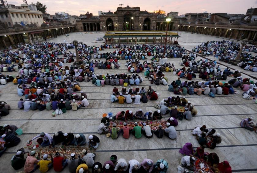 Ramzan 2015 Ahmedabad, inde