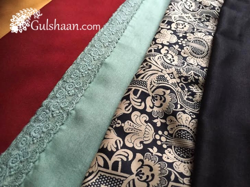 Collection d'hiver Gulshaan
