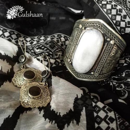 Bijoux ethniques Gulshaan