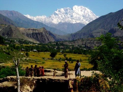 Tirich Mir, Hindu Kush, Pakistan, 7708 m
