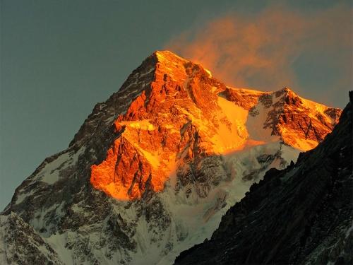 K2, Pakistan, 8611 m