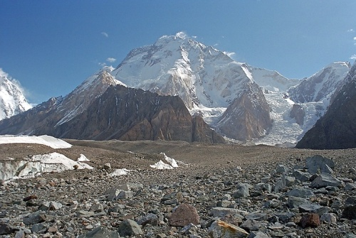Broad Peak, Karakorum, Pakistan, 8051 m