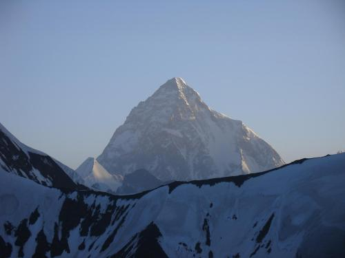 Gasherbrum II, Karakorum, Pakistan, 8035 m