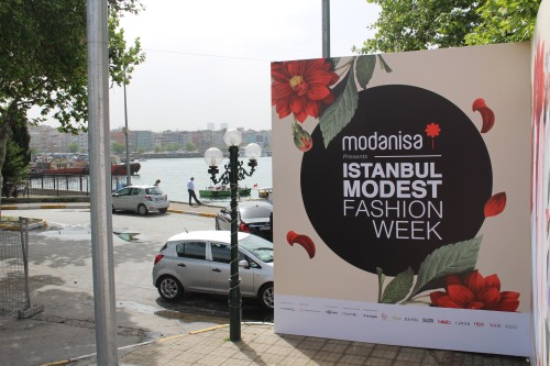 Istanbul Modest Fashion Week Gulshaan