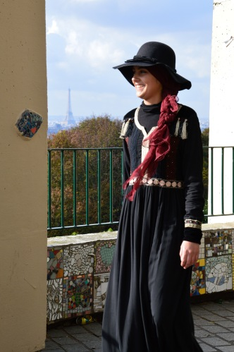 Shooting Gulshaan Tribal Diaries in Paris