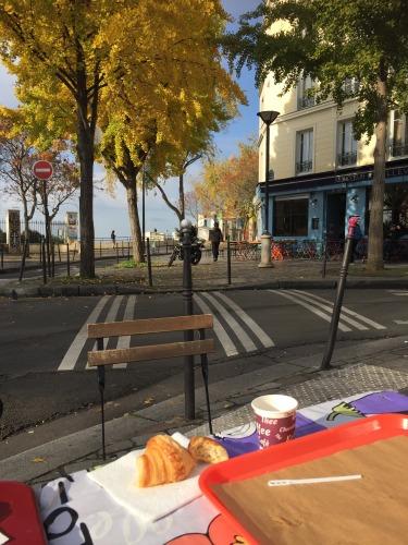 Gulshaan Shooting Tribal Diaries in Paris