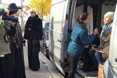 Clémence Oger Mayer maquilleuse Gulshaan Paris
