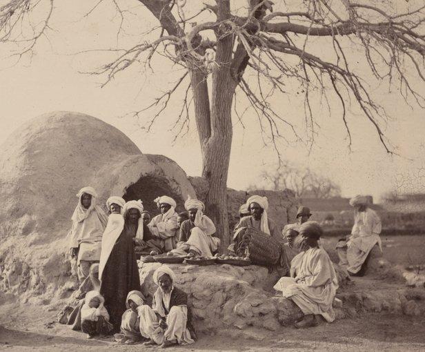 Anciens commerçants de grenade à Kandahar